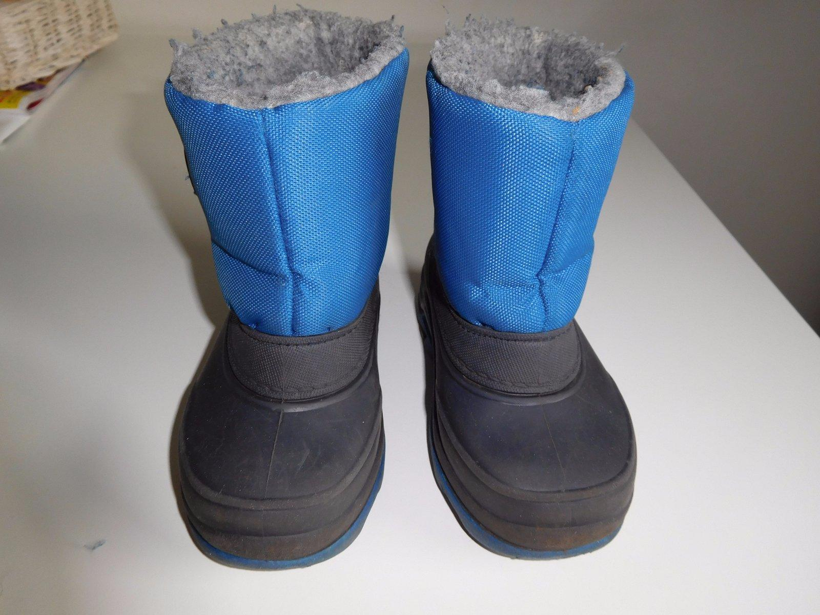 Detské zimné čižmy - snehule mckinley 24-25 1a83230f90