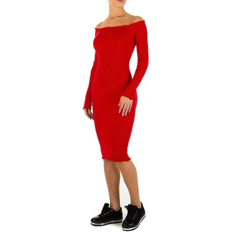 Dámske pletené šaty mash 18cfdcbf061