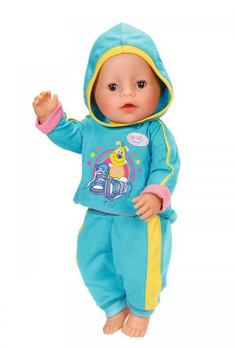Zapf creation 823774 baby born tepláková súprava c1851652792