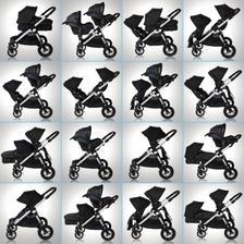 kociarik baby jogger city select - vsetky moznosti :)