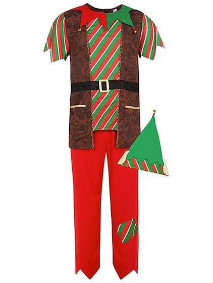 53d1eacc8 Vianočný kostým elf / škriatok, l / m / s / xl - 26,50 € od predávajúcej  amalenka21 | Detský bazár | ModryKonik.sk