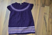 Teplé šaty, h&m,86