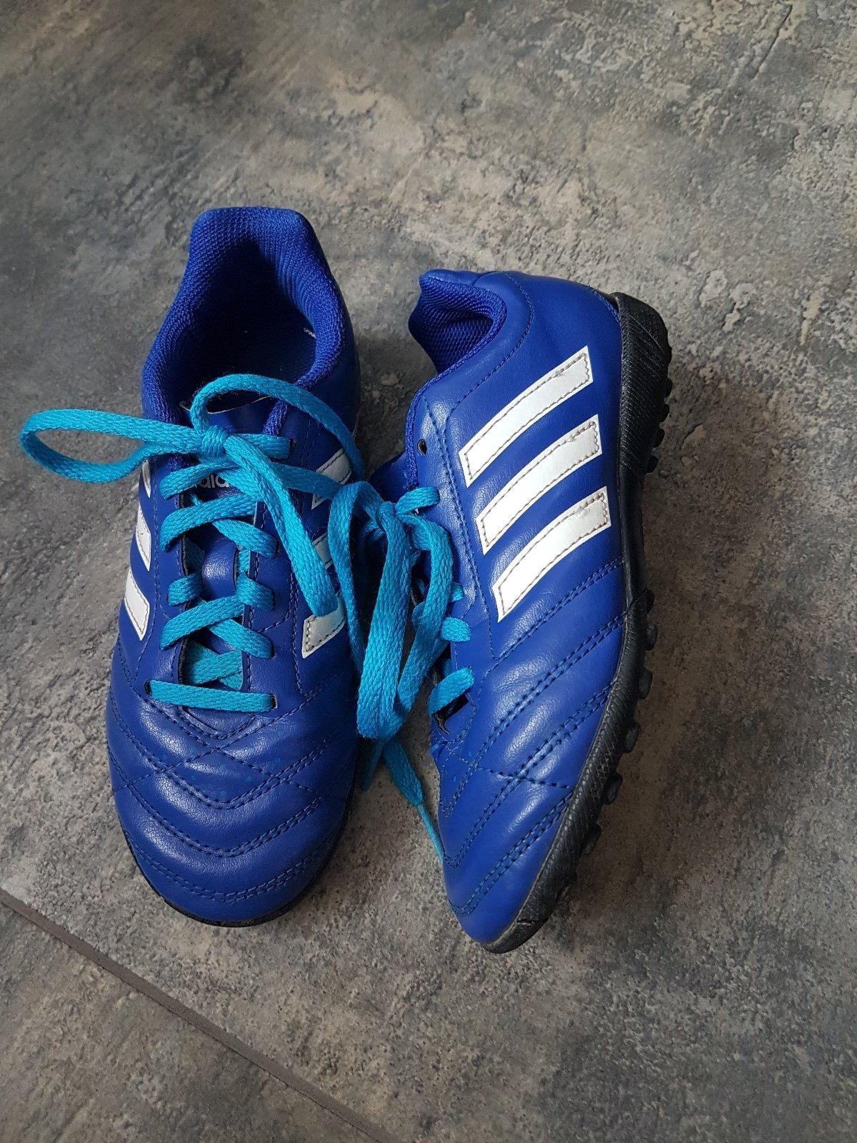 Modré tenisky adidas 515cc38f490