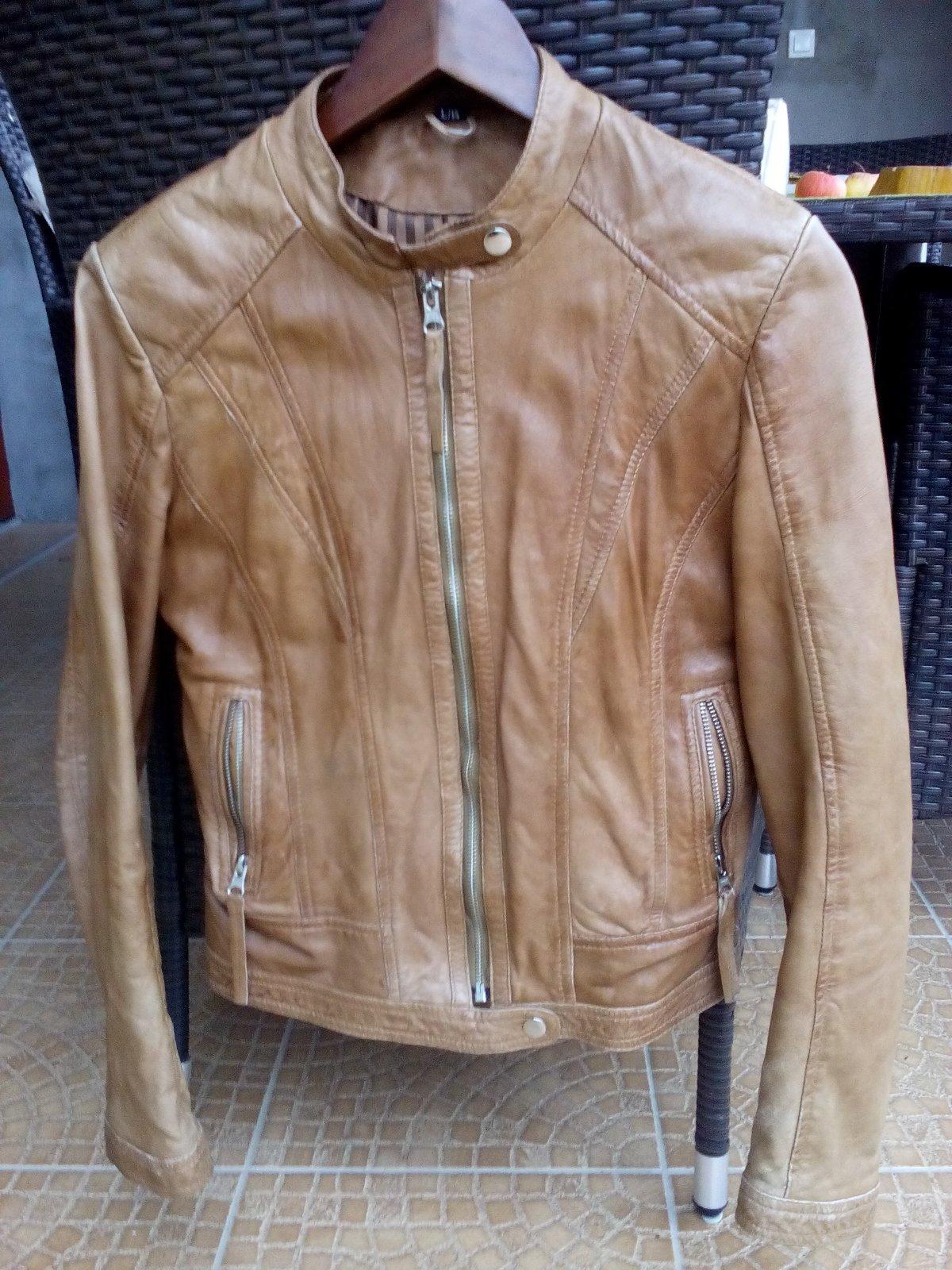 390881a8b Celokozeny kabát z kcero, m - 21 € od predávajúcej ildiko28 | Detský bazár  | ModryKonik.sk