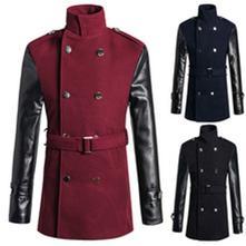 Slim fit pánske kabáty s až 3xl, l / m / xl / xxl