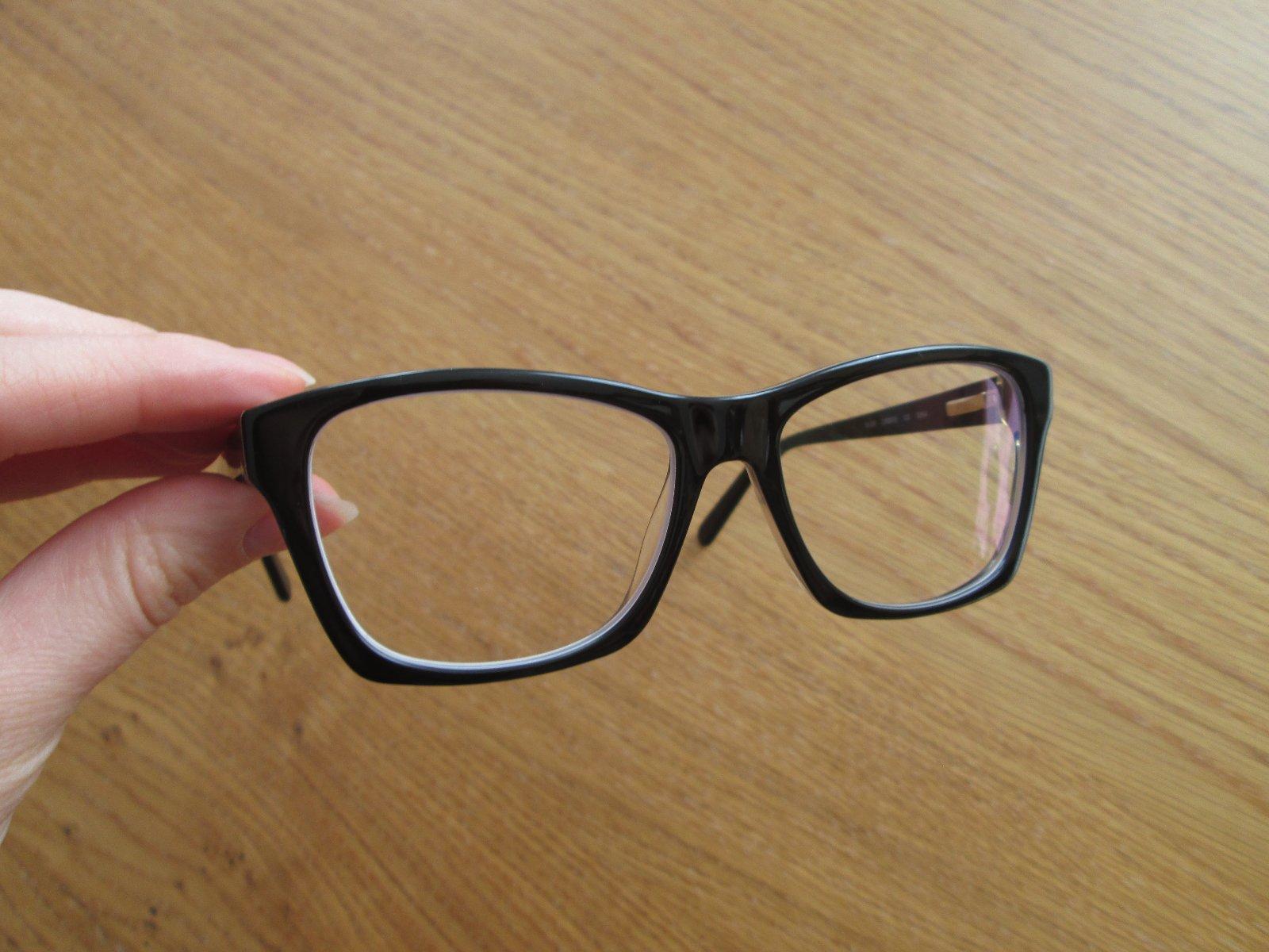 5c5177f10 Dioptrické okuliare čierne, - 43 € od predávajúcej zuzana49   Detský bazár    ModryKonik.sk