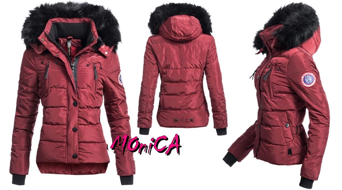 Luxusná dámska zimná bunda -3 farby 9b948fec349