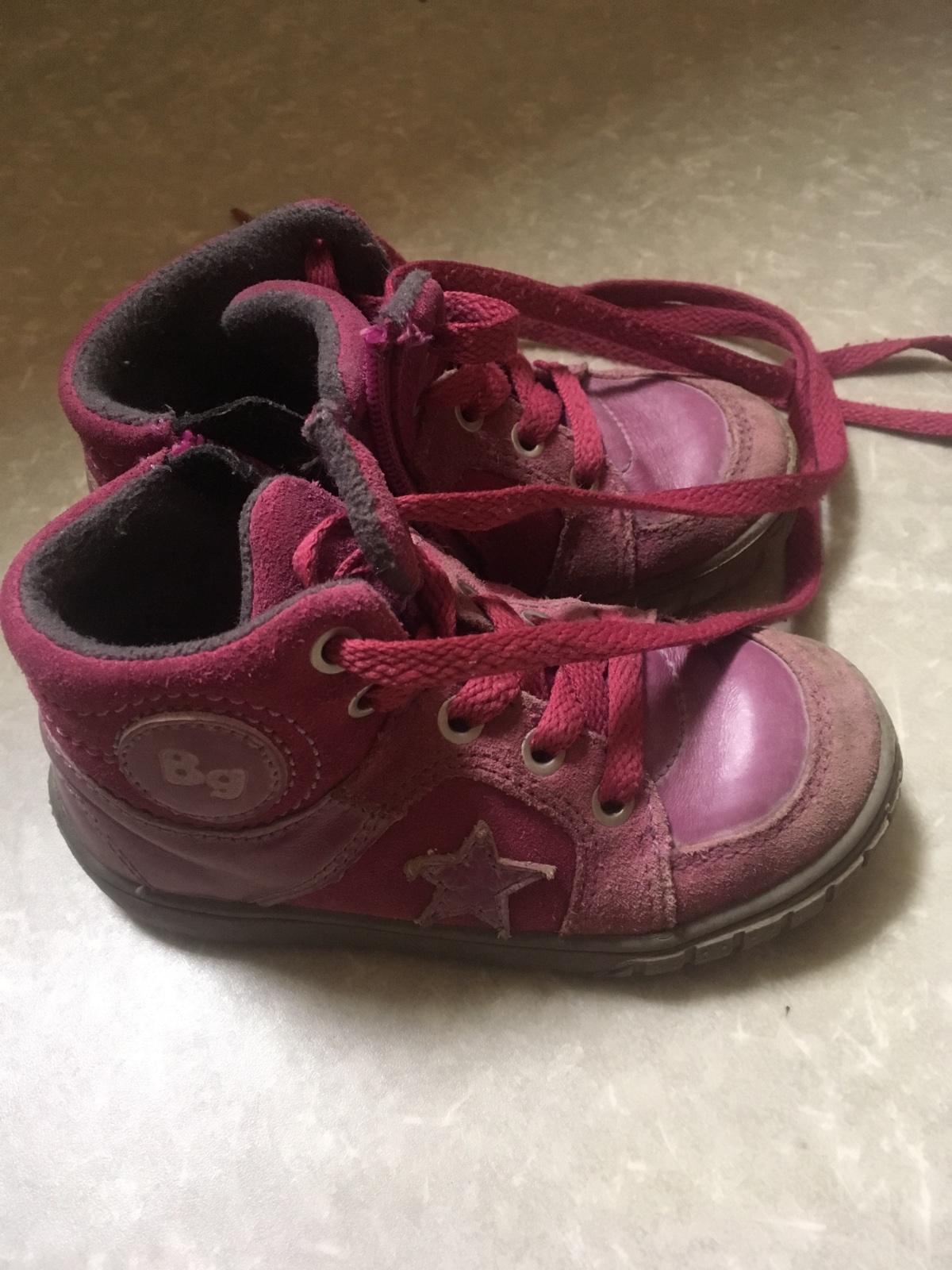 Kožená prechodná obuv v. 24 zn. bata bubblegummers 3a18608c2ed