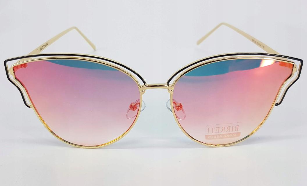 082826465 Dámske slnečné okuliare birretiberry zlaté, - 26 € od predávajúcej ...