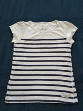 Námornícke tričko, h&m,152