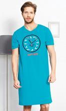 47c79ba6ef1f Pánska nočná košeľa kamasutra clock