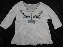 Pekna vzdusna letna bluzka, bonprix,50